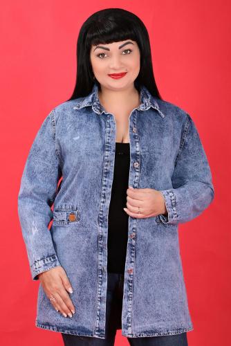 К8 1231 Куртка джинсовая