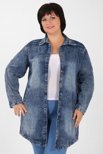К1У-53 346 Куртка джинсовая