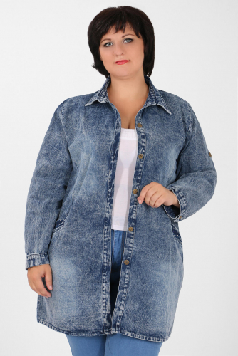 К1-53 342 Куртка джинсовая