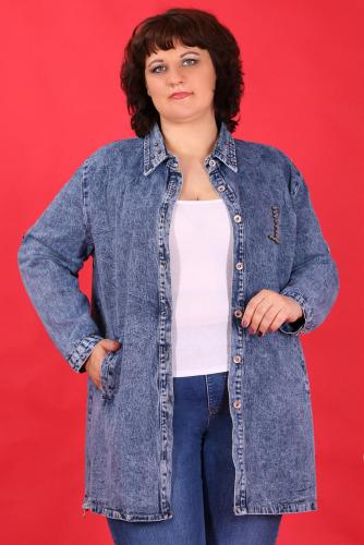 К1У-53 601.1 Куртка джинсовая