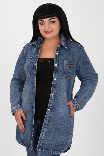 К1-53 1870 Куртка джинсовая