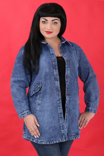 К1-53 81 Куртка джинсовая