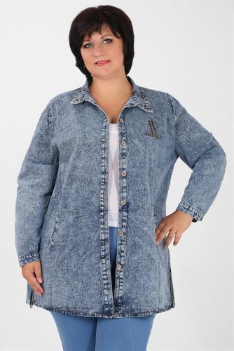 К1-53 5803 Куртка джинсовая