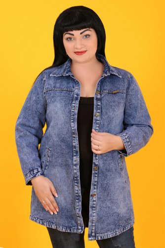 К8 1205 Куртка джинсовая