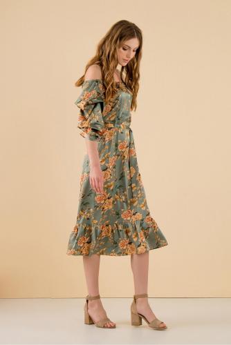 Платье P-045