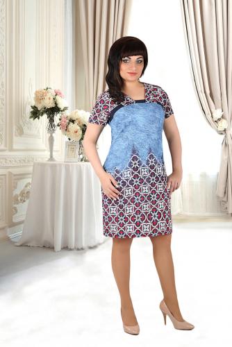СЛАВИЯ М-360 Платье