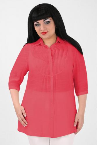 20-26 ДАДАШ D-1 Рубашка розовый