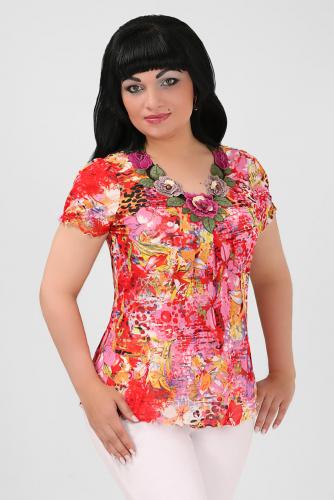 19-70 СИМАН 3853 Блуза