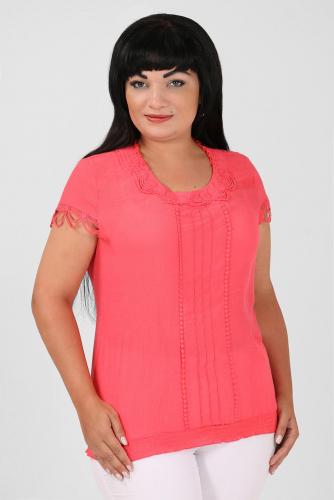 20-26 ДАДАШ D-70 Блуза розовый