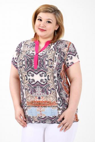19-70 СИМАН 4699 Блуза
