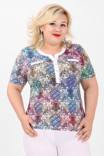 19-70 СИМАН 4635 Блуза