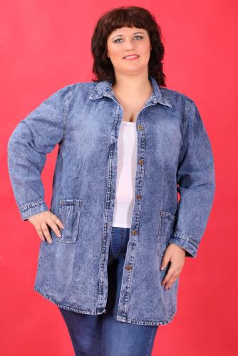 К8 1312 Куртка джинсовая