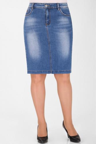 М-12 2616 Юбка джинсовая