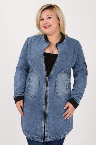 К1-53 1001 Куртка джинсовая