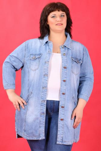 КМ-12 8887 Куртка джинсовая