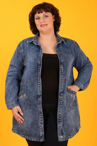 К8 1307 Куртка джинсовая