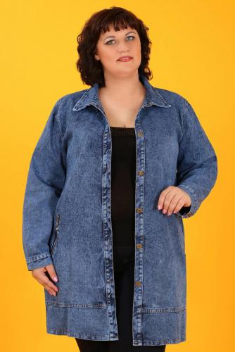 К8 1315 Куртка джинсовая