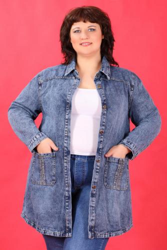 К8 1306 Куртка джинсовая
