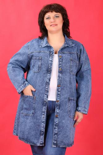 К8 1311.1 Куртка джинсовая