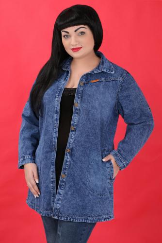 К8 1202 Куртка джинсовая