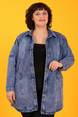 К8 1301 Куртка джинсовая