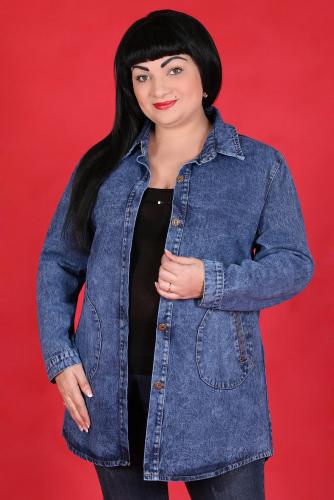 К8 1219 Куртка джинсовая