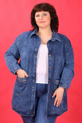 К8 1317 Куртка джинсовая