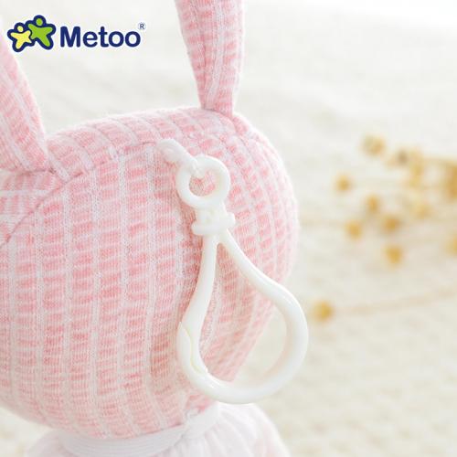 Кукла-сплюшка Metoo Angela mini в костюме оленёнка 18 см