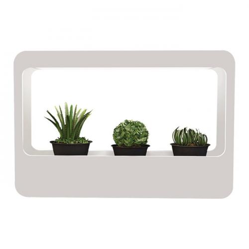 Светодиодный светильник для растений Gauss, Фито-сад, с адаптером, 24 В, 480х320х138 мм