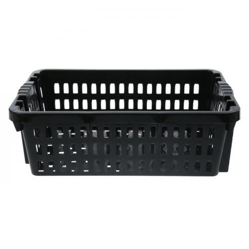 Ящик хозяйственный 600x400x200, цвет черный