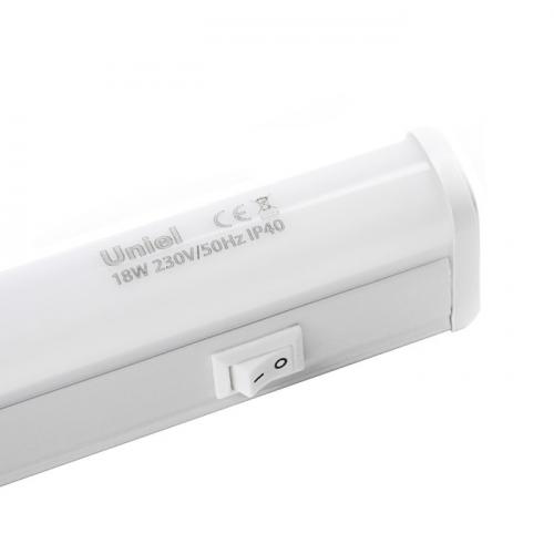 Светильник светодиодный для растений Uniel, 18 Вт, IP40, 560 мм, выкл. на корп.,для фотос-за