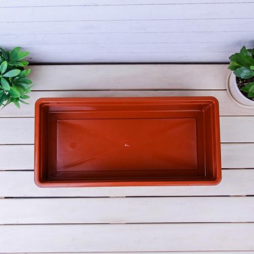 Ящик для рассады, 45 × 22 × 10 см, цвет МИКС, «№2»