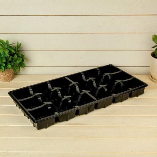 Поддон для рассады, 50 × 25 × 5 см