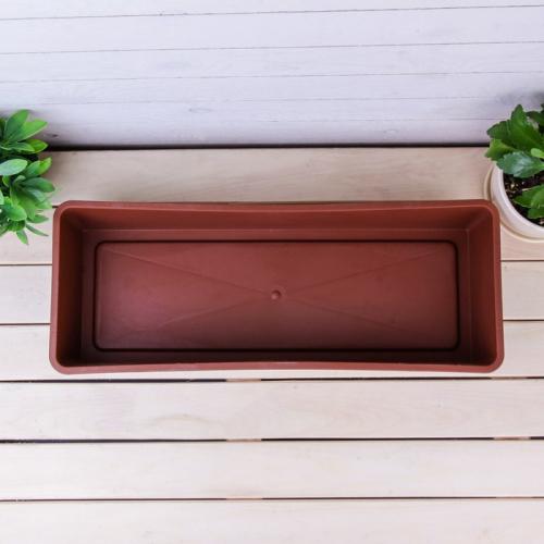 Ящик для рассады, 50 × 20 × 10 см, цвет МИКС, «№1»
