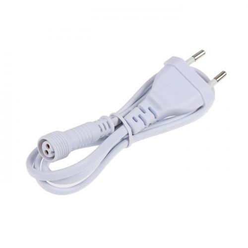 Провод Uniel, для подключения светильника ULY-P9* к сети 220 В, 120 см., белый