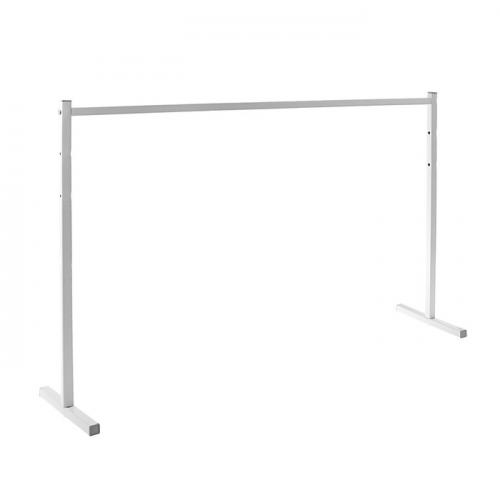 Подставка для светильника Uniel, металлическая, 715х515х200 мм, белая