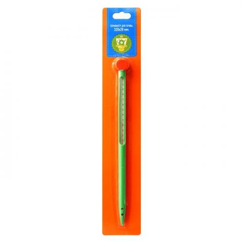 Термометр для почвы, 32 × 2,8 см