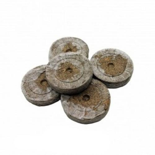 Таблетки торфяные, d = 3.3 см, 2000 шт. в упаковке, Jiffy-7