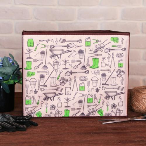 Органайзер для хранения «Инструменты скетч», 30 × 25 см