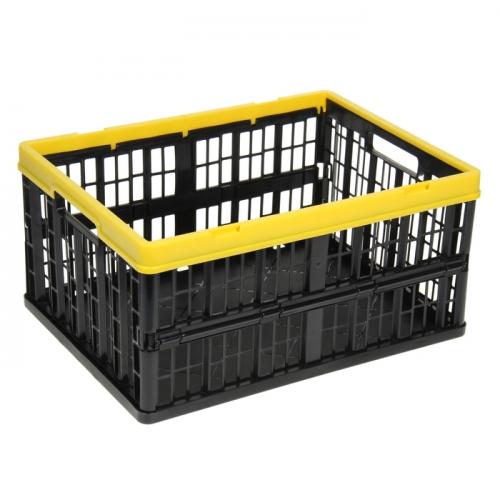 Ящик складной с перфорированными стенками