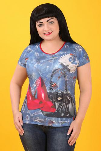 СИМАН 3456 Блуза