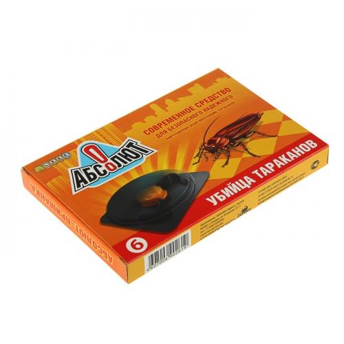 Приманка от тараканов
