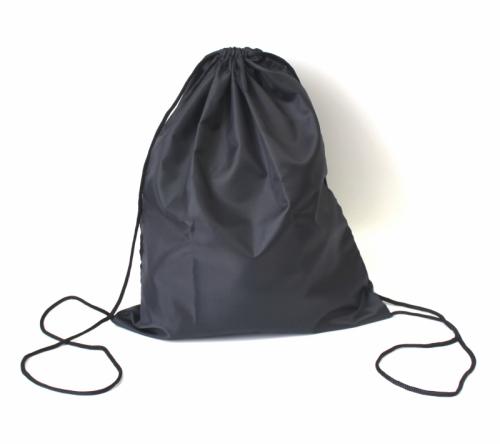 Сумка-рюкзак для сменной обуви темно-серый