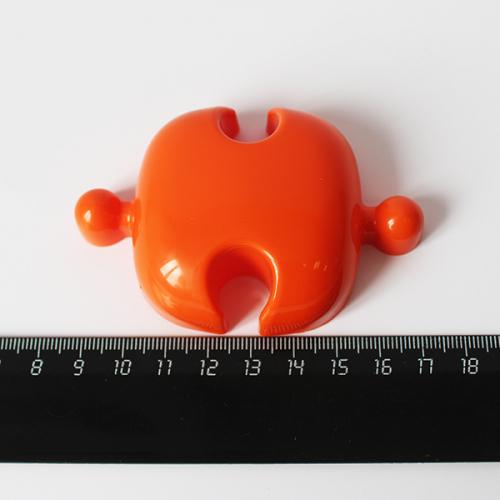 Мозаика/Пазл напольная 3D крупная 9 см. 36 детали
