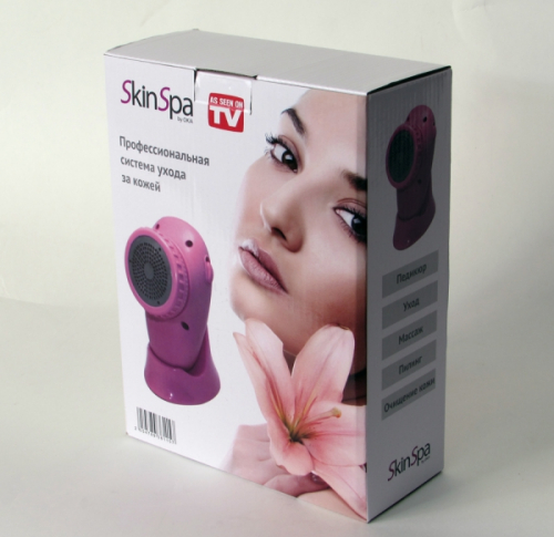 Аппарат для ухода за кожей Skin Spa (Скин Спа)