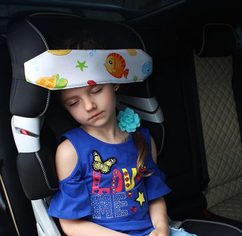 Держатель/Фиксатор для головы ребенка в автокресле Автоняня Море