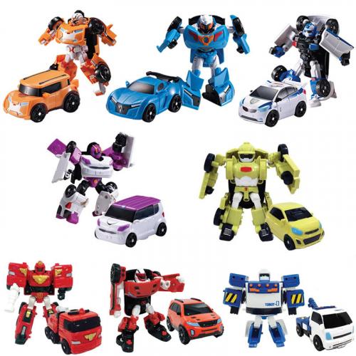 Робот-трансформер Tobot Sport Car 4 серия