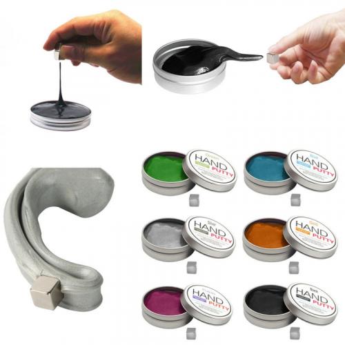 Магнитный лизун Magnetic Hand Putty