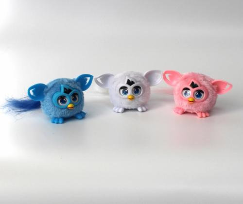 Интерактивная игрушка Мини Ферби Розовый