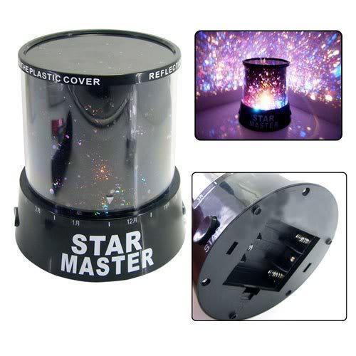 Ночник LED проектор звездного неба Star Master (Стар Мастер)